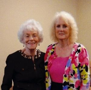 Shirley Touchstone & Anita Dowty